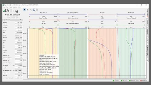 wellSim™ Petroleum Engineering Software Application
