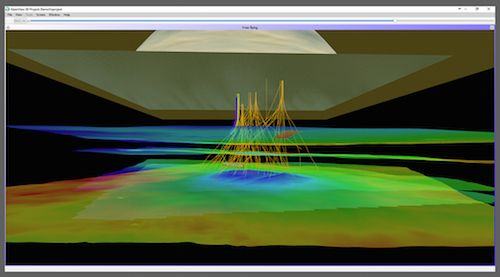 wellViz3D™ Petroleum Engineering Software Application