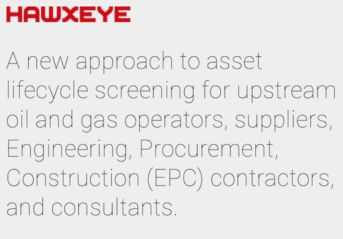 HAWXEYE Petroleum Engineering Software Application