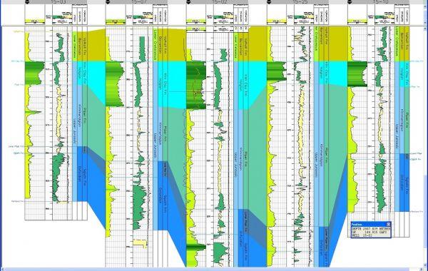Geolog Petroleum Engineering Software Application