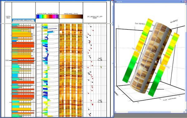 Geolog Geosteer Petroleum Engineering Software Application
