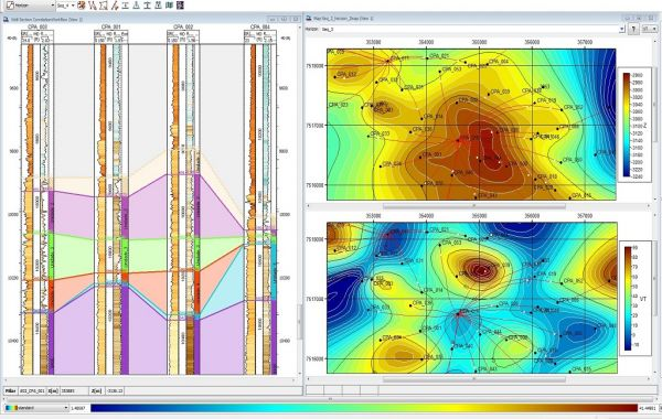 StratEarth Petroleum Engineering Software Application