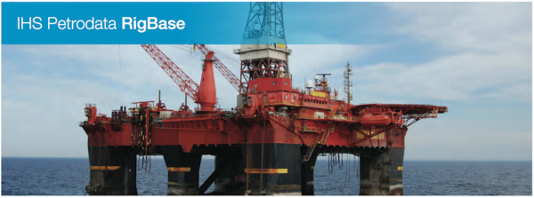IHS Petrodata RigBase Petroleum Engineering Software Application