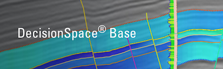 DecisionSpace® Base Petroleum Engineering Software Application