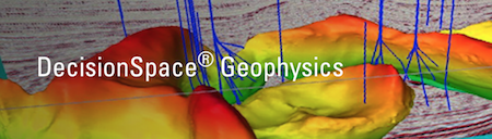 DecisionSpace® Geophysics Petroleum Engineering Software Application