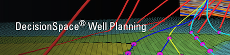 DecisionSpace® Well Planning Petroleum Engineering Software Application