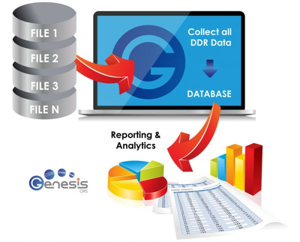 Genesis Online Reporting System (ORS) Petroleum Engineering Software Application