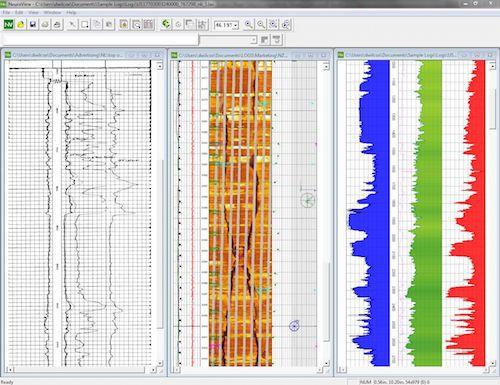 NeuraView Petroleum Engineering Software Application
