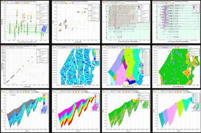 BLUEBACK BLUEPRINT Petroleum Engineering Software Application