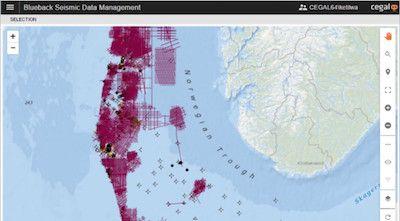 BLUEBACK SEISMIC DATA MANAGEMENT Petroleum Engineering Software Application