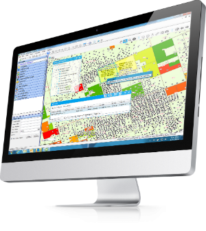 P2 Land Petroleum Engineering Software Application
