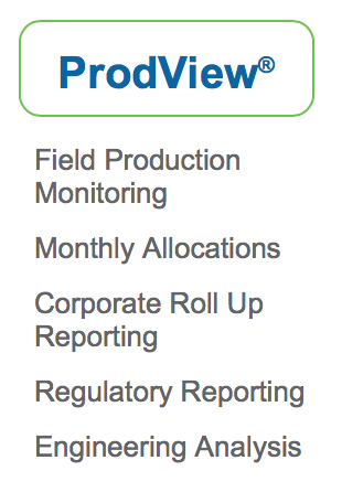 PRODVIEW Petroleum Engineering Software Application