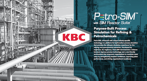 Petro-SIM™ | Refining and Petrochemicals Petroleum Engineering Software Application