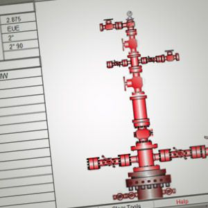 Xtree Graphic 32 Bit Petroleum Engineering Software Application