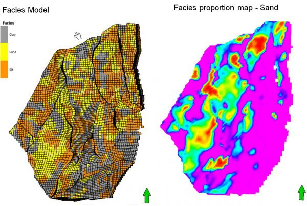 BLUEBACK GEOLOGY TOOLBOX Petroleum Engineering Software Application