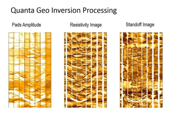 Quanta Geo Inversion Petroleum Engineering Software Application