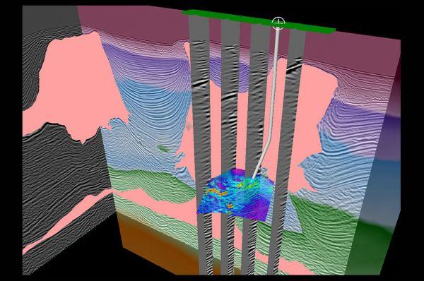 WesternGeco Prestack Seismic Interpretation Petroleum Engineering Software Application