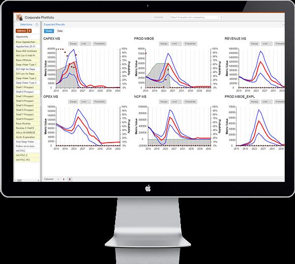 esi.portfolio Petroleum Engineering Software Application