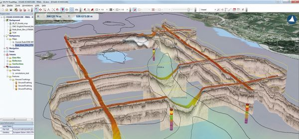 DELPH SEISMIC Petroleum Engineering Software Application