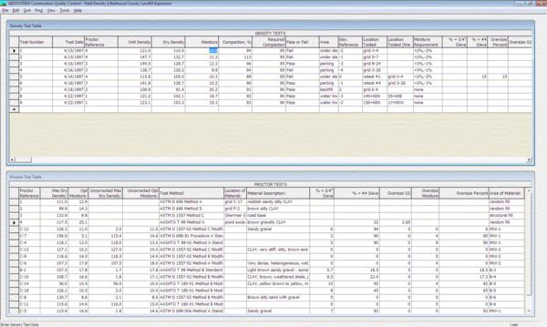 QC-Density Petroleum Engineering Software Application