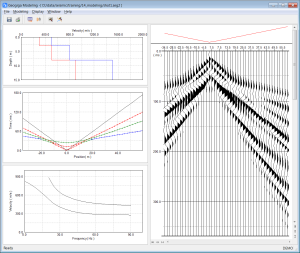 MODELING Petroleum Engineering Software Application