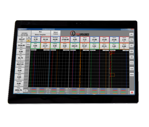 EDR Software Petroleum Engineering Software Application
