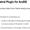 Petrel Plugin for ArcGIS